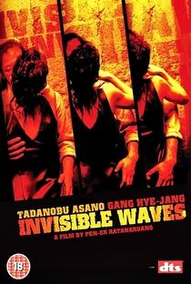 Ondas Invisíveis - Poster / Capa / Cartaz - Oficial 9