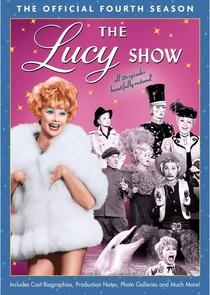O Show de Lucy (4ª temporada) - Poster / Capa / Cartaz - Oficial 1