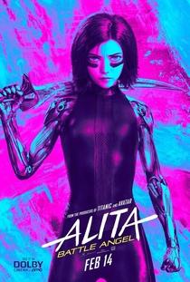Alita: Anjo de Combate - Poster / Capa / Cartaz - Oficial 7