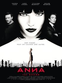 Anna - O Perigo Tem Nome - Poster / Capa / Cartaz - Oficial 4