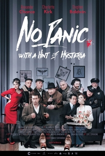 No Panic, With a Hint of Hysteria - Poster / Capa / Cartaz - Oficial 1