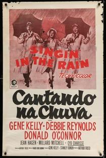 Cantando na Chuva - Poster / Capa / Cartaz - Oficial 5