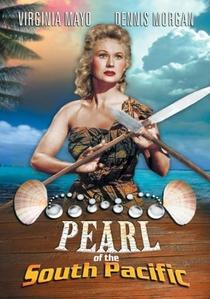 A Sereia dos Mares do Sul - Poster / Capa / Cartaz - Oficial 1