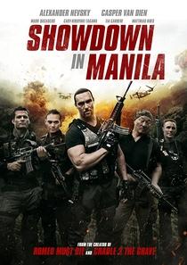 Showdown in Manila - Poster / Capa / Cartaz - Oficial 4