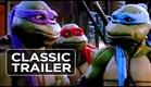 Teenage Mutant Ninja Turtles II: The Secret of the Ooze (1991) Official Trailer - Movie HD