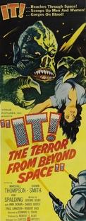 Ele! O Terror que Vem do Espaço - Poster / Capa / Cartaz - Oficial 2