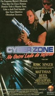 Cyber Zone - No Outro Lado do Inferno - Poster / Capa / Cartaz - Oficial 1