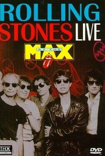 Rolling Stones: Live at the Max - Poster / Capa / Cartaz - Oficial 1