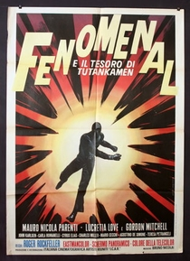 Phenomenal and the Treasure of Tutankamen - Poster / Capa / Cartaz - Oficial 4