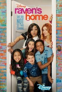 A Casa da Raven (1ª Temporada) - Poster / Capa / Cartaz - Oficial 1