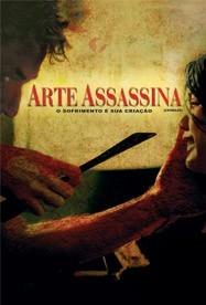 A Arte Assassina - Poster / Capa / Cartaz - Oficial 1