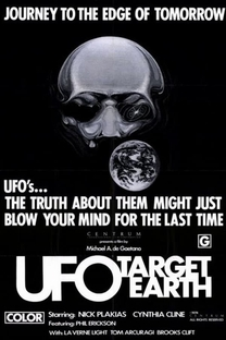 UFO: Target Earth - Poster / Capa / Cartaz - Oficial 1