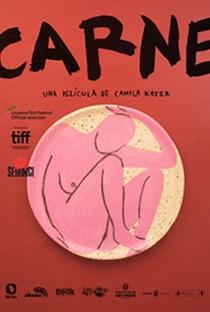 Carne - Poster / Capa / Cartaz - Oficial 1