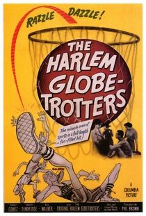 The Harlem Globetrotters - Poster / Capa / Cartaz - Oficial 1