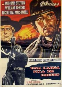 Uma Longa Fila de Cruzes - Poster / Capa / Cartaz - Oficial 3