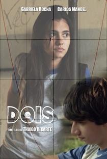 DOIS - Poster / Capa / Cartaz - Oficial 1