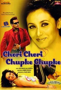 Chori Chori Chupke Chupke - Poster / Capa / Cartaz - Oficial 1