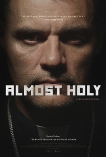 Almost Holy - Poster / Capa / Cartaz - Oficial 1