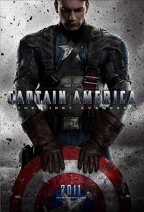 Capitão América: O Primeiro Vingador - Poster / Capa / Cartaz - Oficial 8