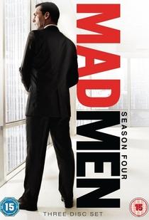 Mad Men (4ª Temporada) - Poster / Capa / Cartaz - Oficial 7