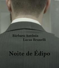 Noite de Édipo - Poster / Capa / Cartaz - Oficial 2