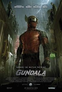 Gundala - Poster / Capa / Cartaz - Oficial 2