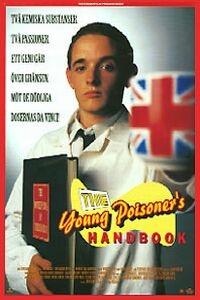 O Livro Secreto de Um Jovem Envenenador - Poster / Capa / Cartaz - Oficial 4