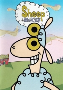 Sheep na cidade grande - Poster / Capa / Cartaz - Oficial 1