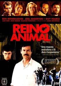 Reino Animal - Poster / Capa / Cartaz - Oficial 4
