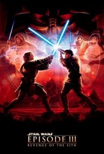 Star Wars: Episódio III - A Vingança dos Sith - Poster / Capa / Cartaz - Oficial 1
