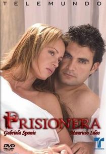 Prisioneira - Poster / Capa / Cartaz - Oficial 1