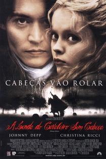 A Lenda do Cavaleiro Sem Cabeça - Poster / Capa / Cartaz - Oficial 2