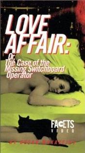 Um Caso de Amor ou o Drama de Uma Funcionária da Companhia Telefônica - Poster / Capa / Cartaz - Oficial 3