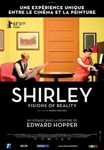 Shirley - Visões da Realidade - Poster / Capa / Cartaz - Oficial 2