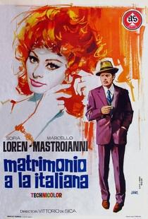 Matrimônio à italiana - Poster / Capa / Cartaz - Oficial 1