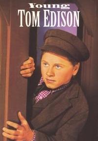 O Jovem Thomas Edison - Poster / Capa / Cartaz - Oficial 1