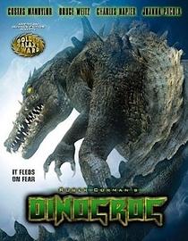 Dinocroc – A Evolução Do Mal Começou - Poster / Capa / Cartaz - Oficial 1