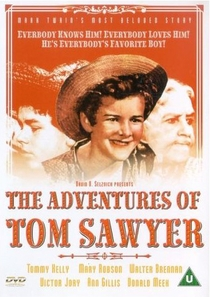 As Aventuras de Tom Sawyer - Poster / Capa / Cartaz - Oficial 1