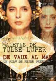 As Maletas de Tulse Luper, Parte 2: Vaux ao Mar - Poster / Capa / Cartaz - Oficial 2