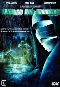 O Homem Sem Sombra 2 - Poster / Capa / Cartaz - Oficial 3
