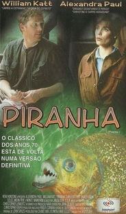 Piranha - Poster / Capa / Cartaz - Oficial 3