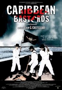 Caribbean Basterds - Poster / Capa / Cartaz - Oficial 1
