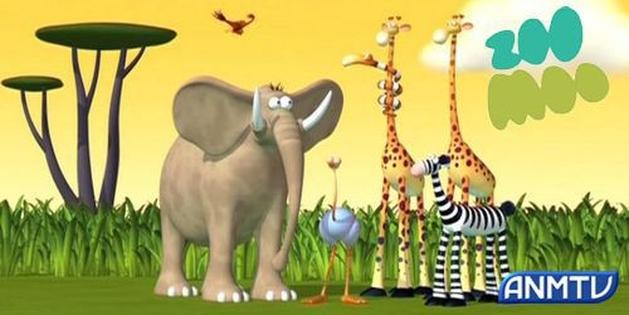 Zoo Moo: novo canal infantil será lançado em 2014 - ANMTV