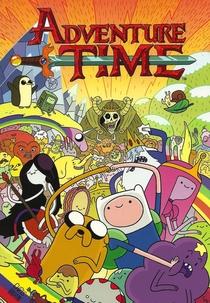 Hora de Aventura (6ª Temporada) - Poster / Capa / Cartaz - Oficial 1