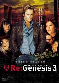 ReGenesis (3ª Temporada) - Poster / Capa / Cartaz - Oficial 1