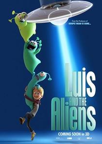 Amigos Alienígenas - Poster / Capa / Cartaz - Oficial 1