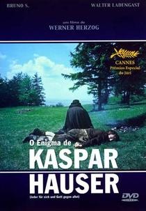 O Enigma de Kaspar Hauser - Poster / Capa / Cartaz - Oficial 1
