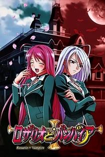Rosario to Vampire (1ª Temporada) - Poster / Capa / Cartaz - Oficial 11