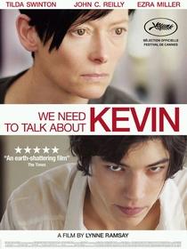Precisamos Falar Sobre o Kevin - Poster / Capa / Cartaz - Oficial 10