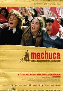 Machuca - Poster / Capa / Cartaz - Oficial 3